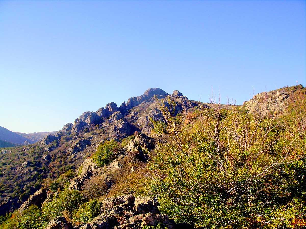 Синие скалы, Сливен, Болгария