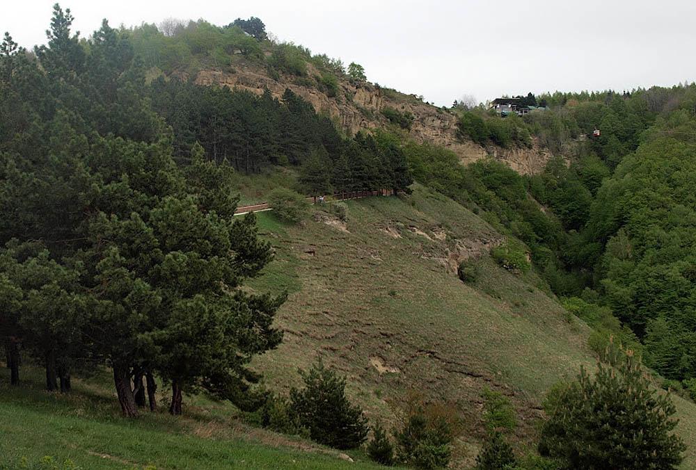 Синие скалы в Болгарии