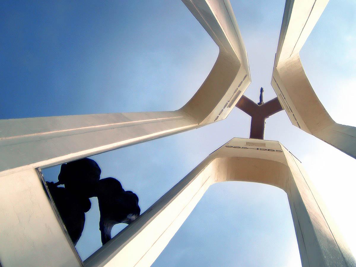 Центральный монумент на Покровской горе, Брянск