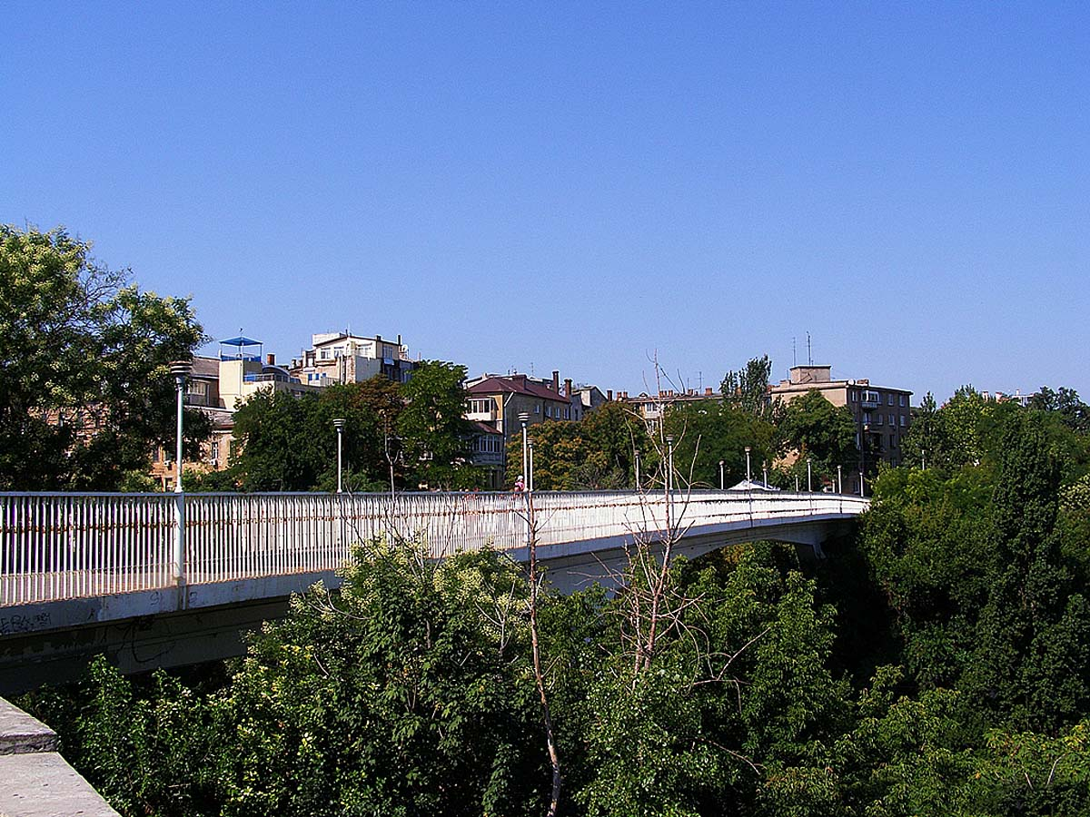 Тещин мост в Одессе