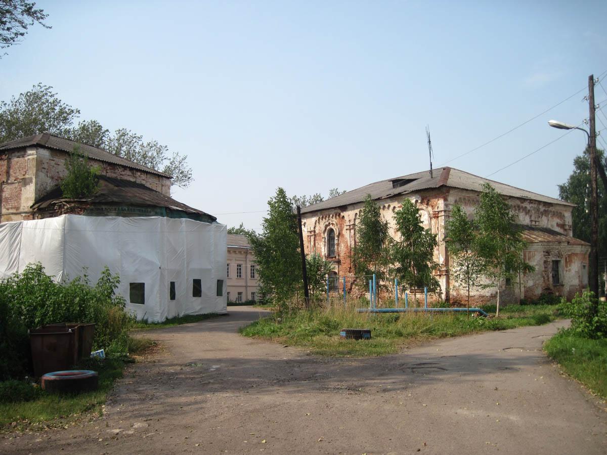 Тихвинский малый Введенский женский монастырь
