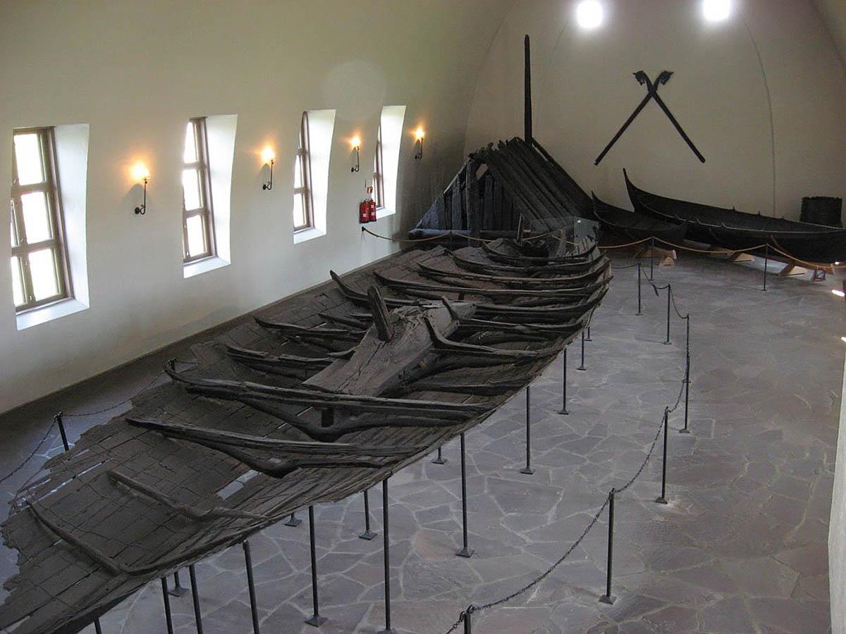 Vikingskipshuset, Oslo