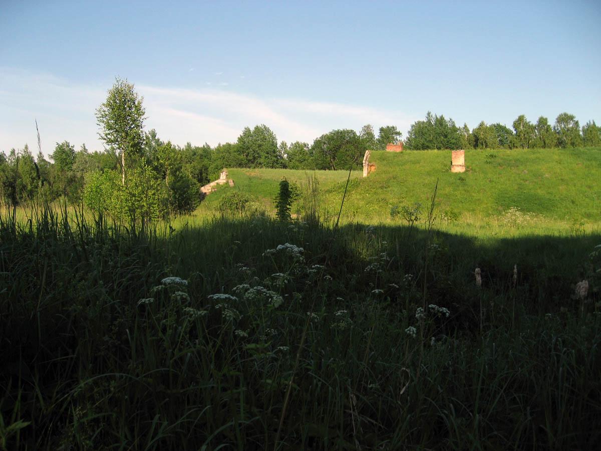 база РВСН, Козельские засеки