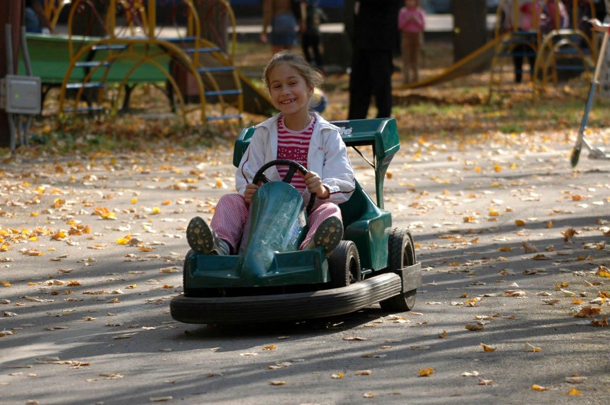 детская площадка в Филевском парке, Москва