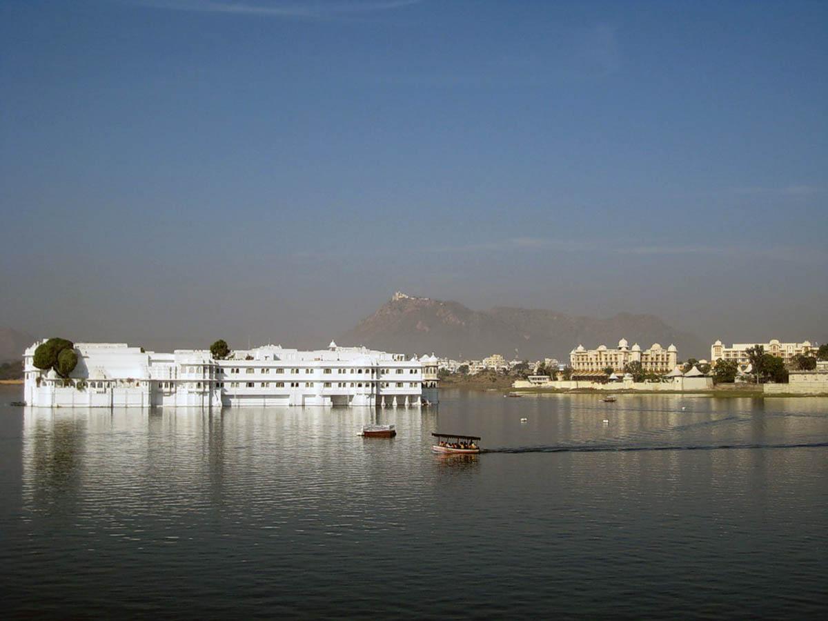 дворец Джаг-Нивас, Индия