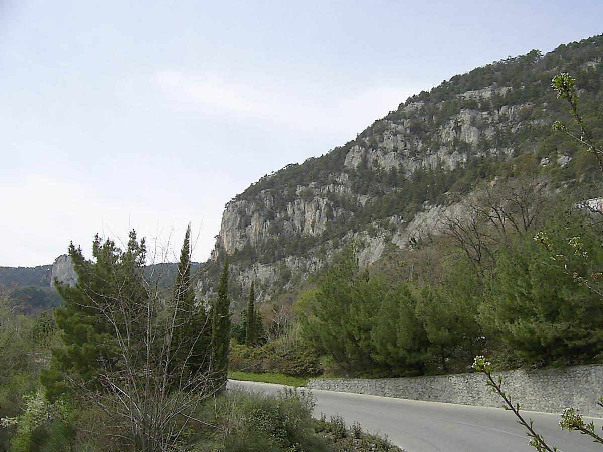 гора Ай-Никола, Крым