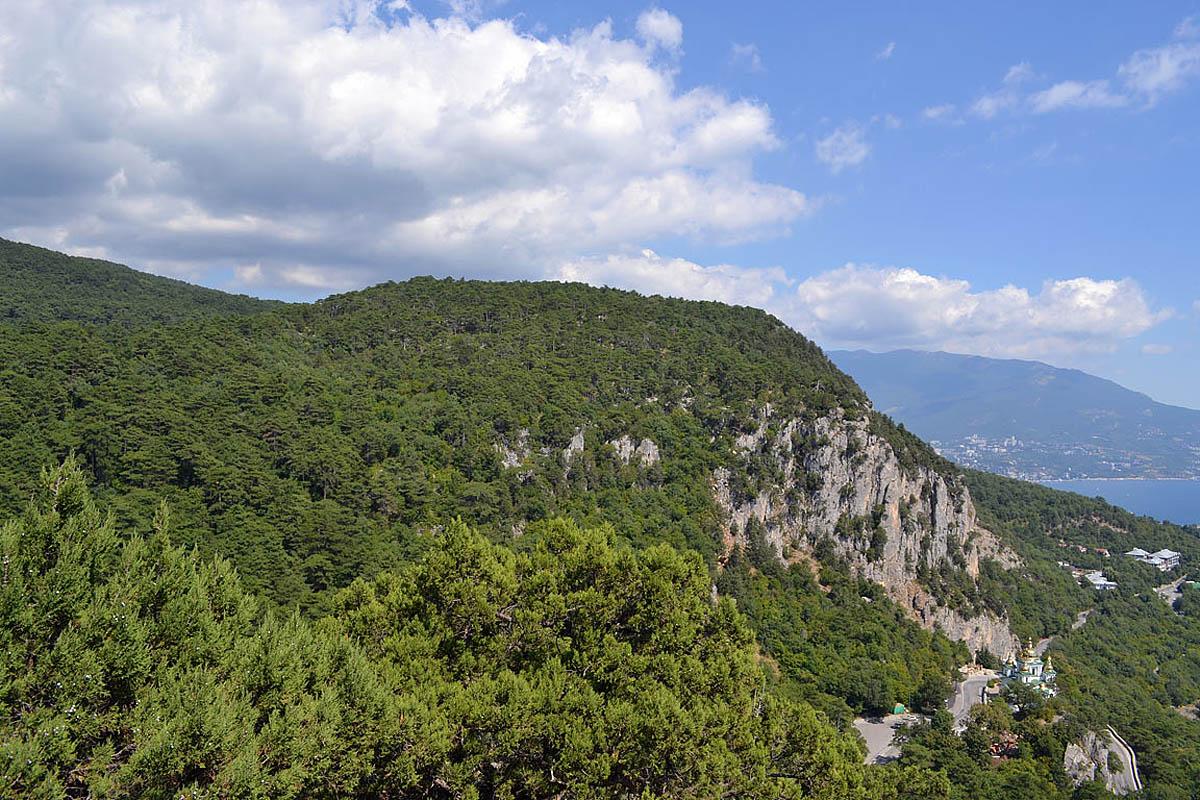 гора Ай-Никола, Ливадия, Крым