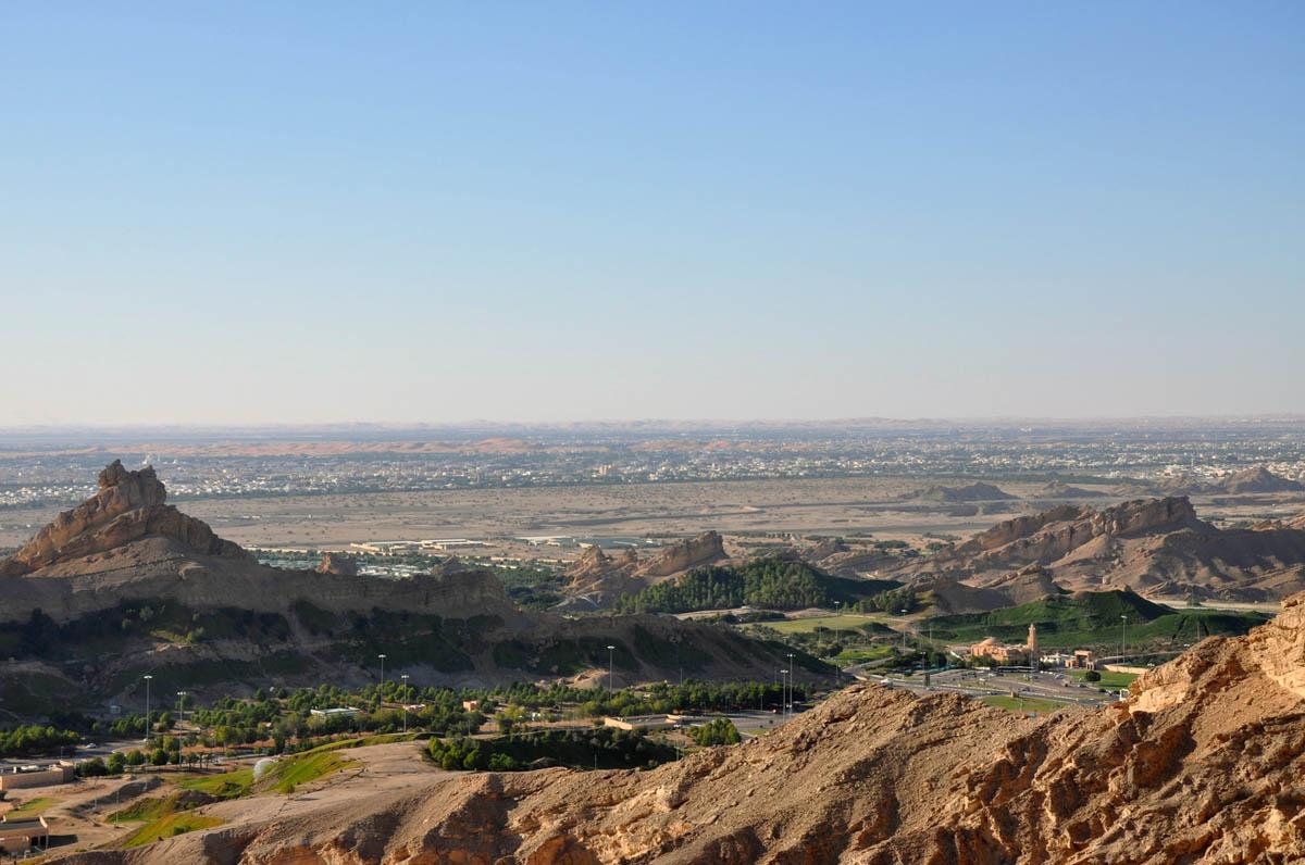 гора Джебель Хафит, ОАЭ