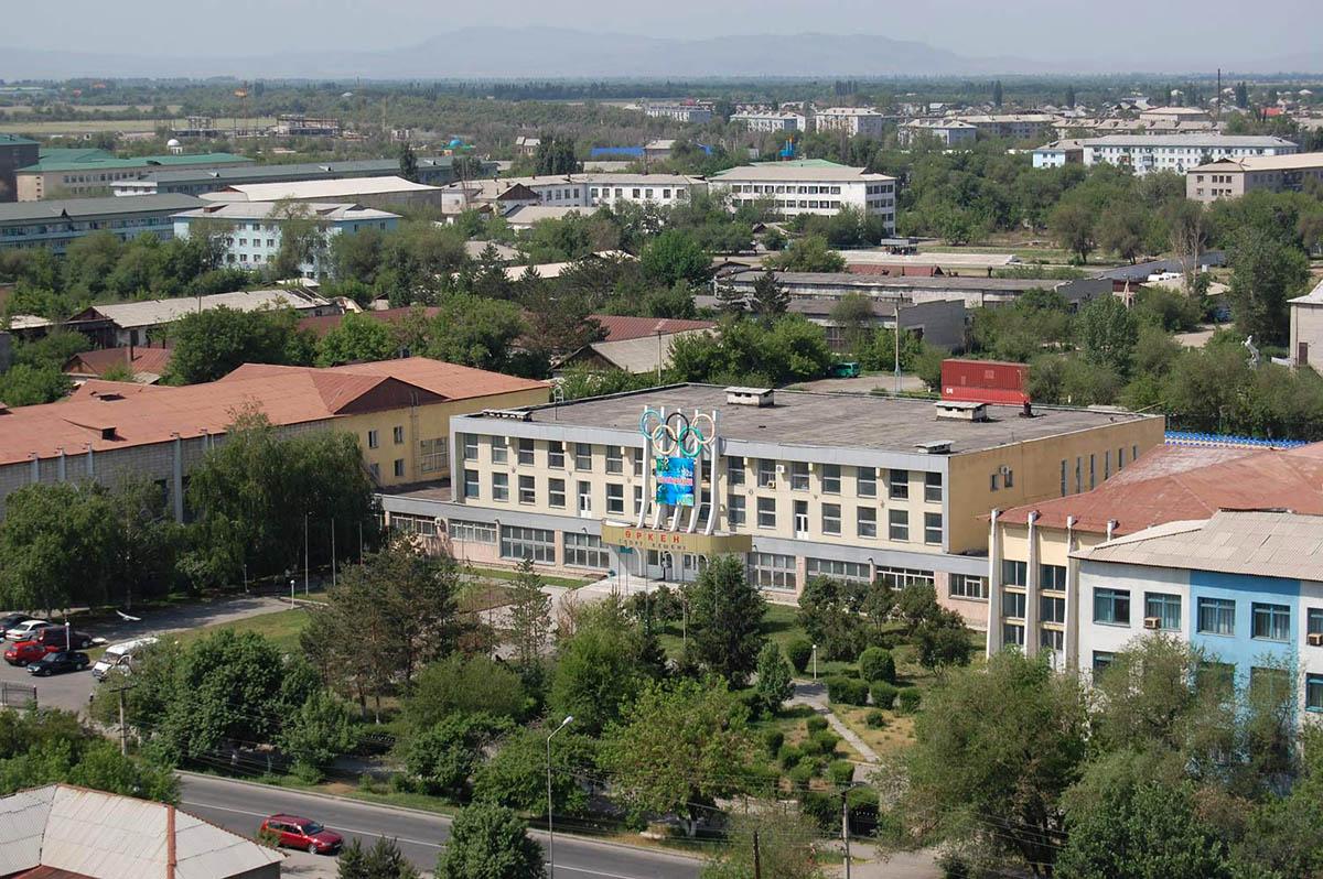 город Талды-Курган