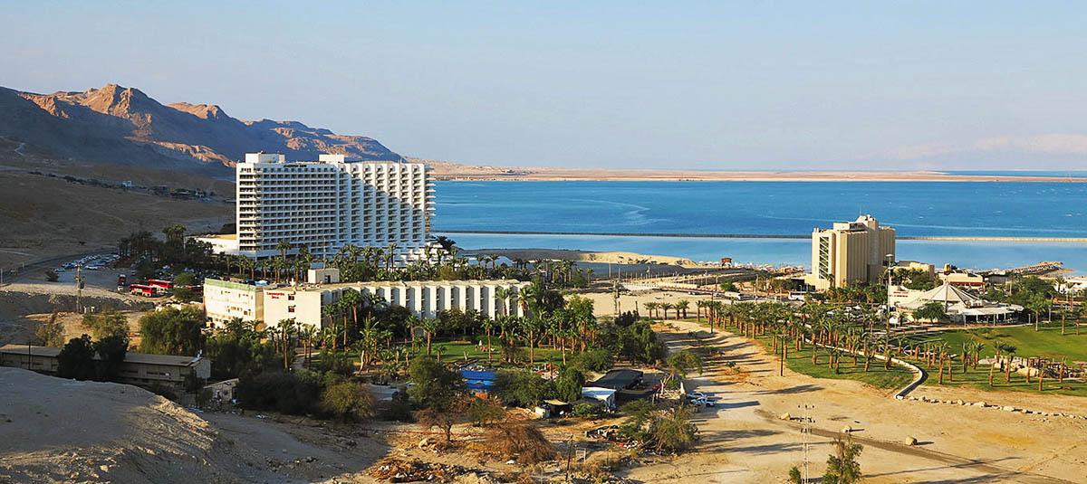 курорт Эйн-Бокек, Израиль