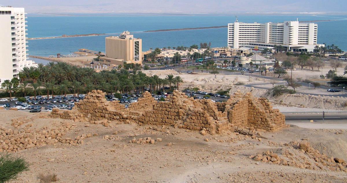 курорт Эйн-Бокек в Израиле