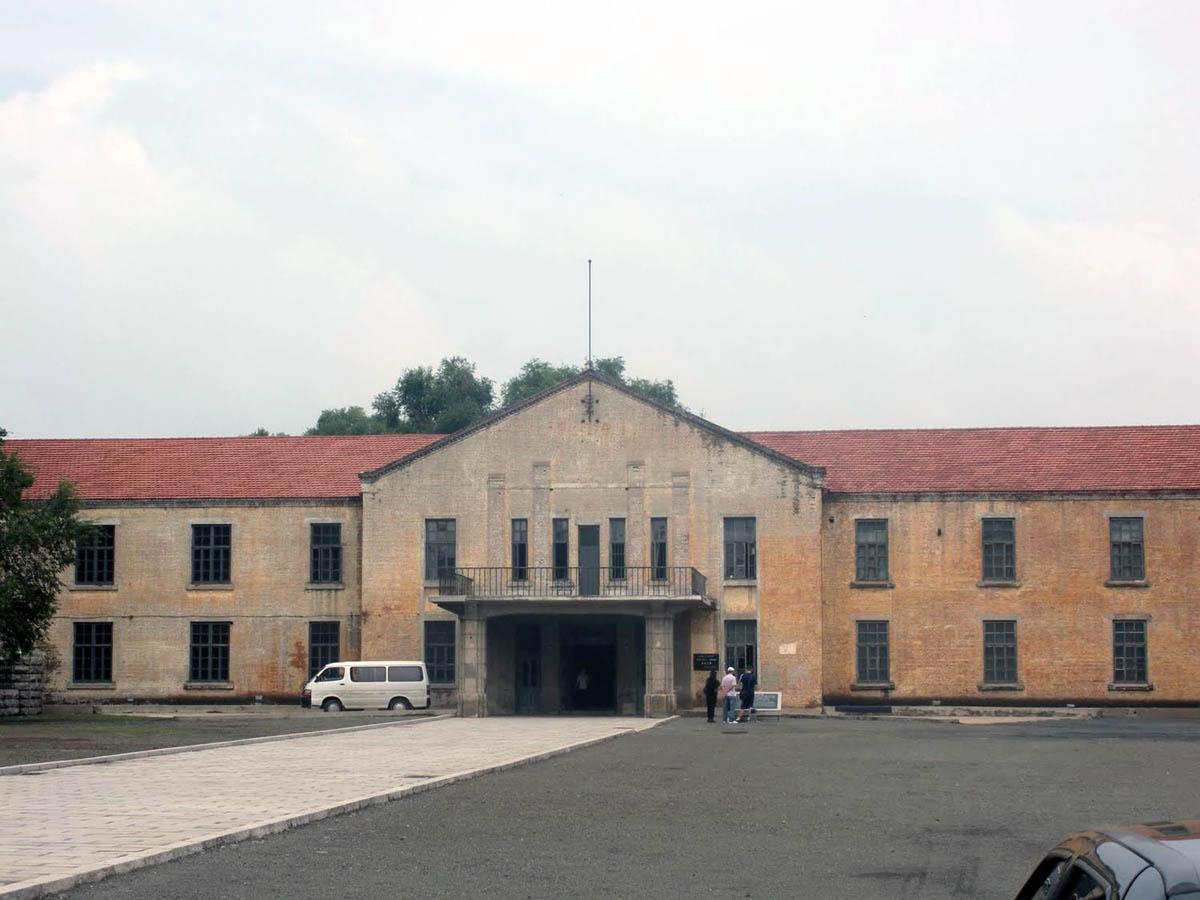 музей отряда 731