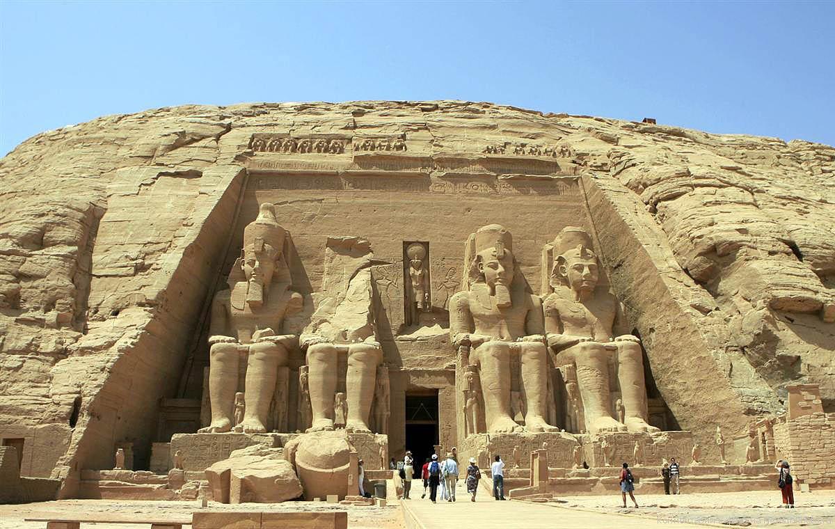 остров Филе, Египет