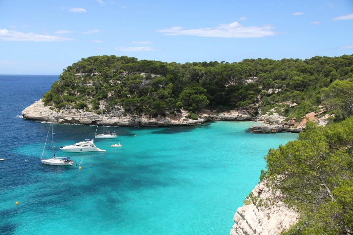 остров Менорка, Испания