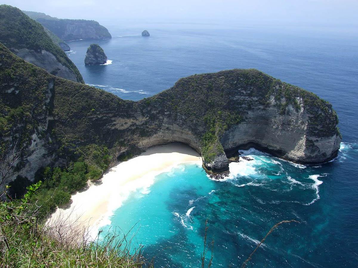 остров Нуса Пенида, Бали