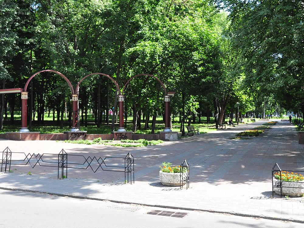парк им. Потапова, Киев
