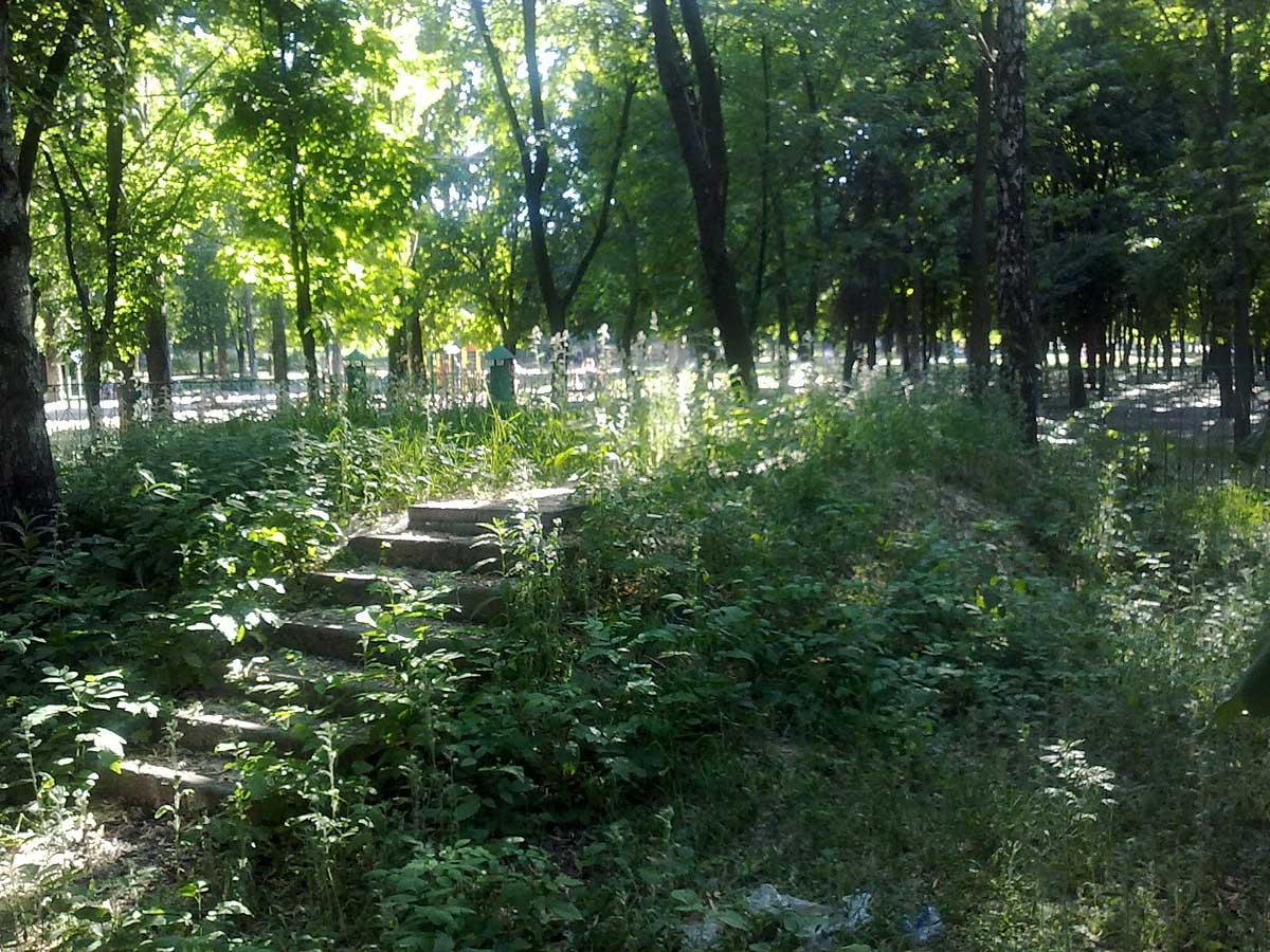 парк им. Потапова в Киеве