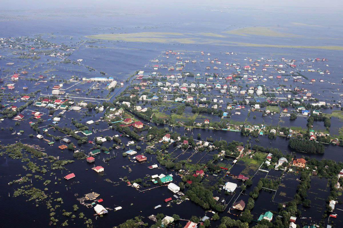 паводок на Дальнем Востоке