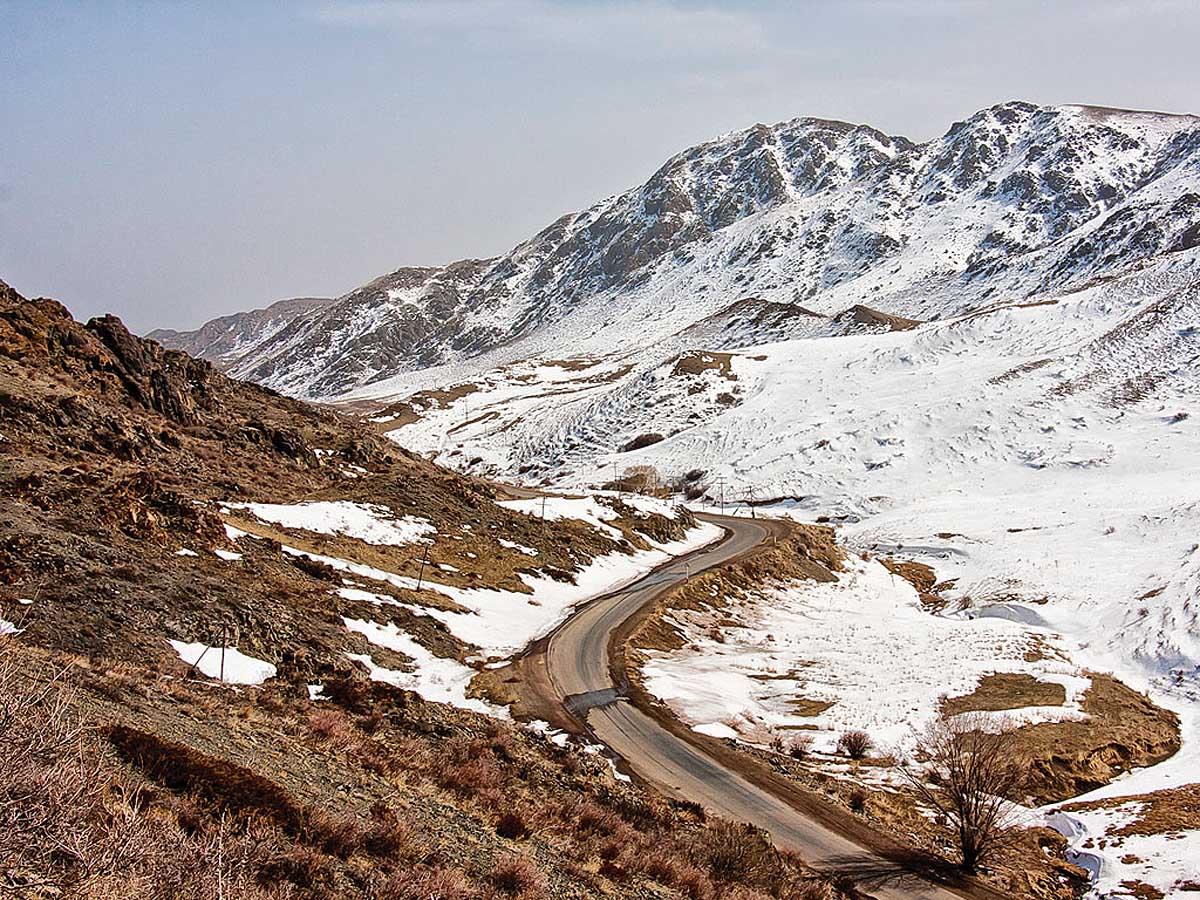 перевал Алтын-Емель, Жетысу