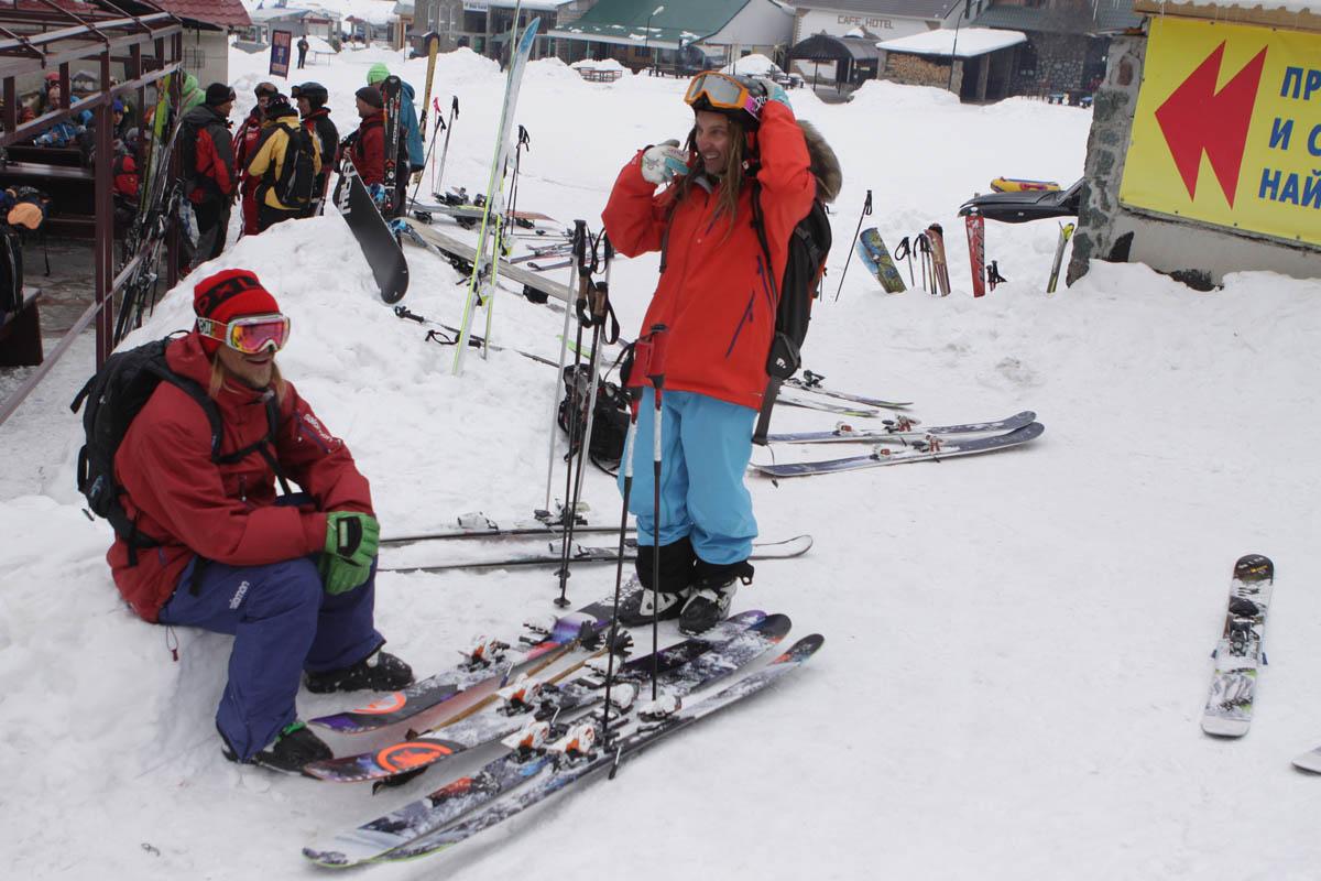 подбор лыж