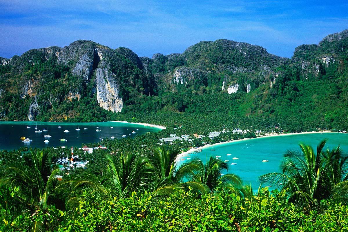 природные достопримечательности Тайланда