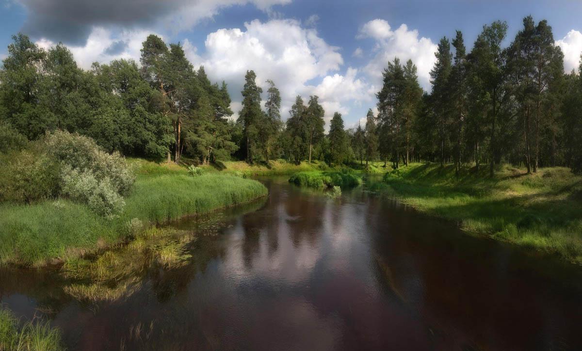 река Керженец, Нижний Новгород