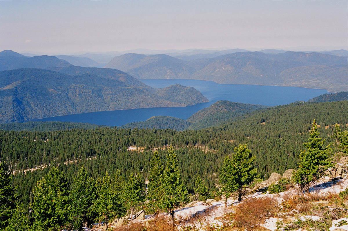 резерват Алтай