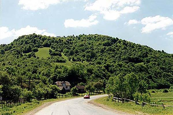 село Стрелки, Львовская область, Карпаты