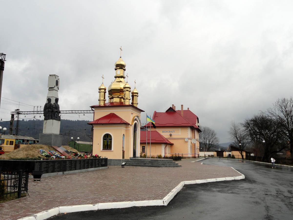 село Стрелки
