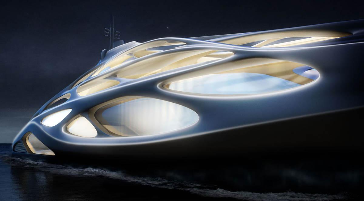 супер-яхта