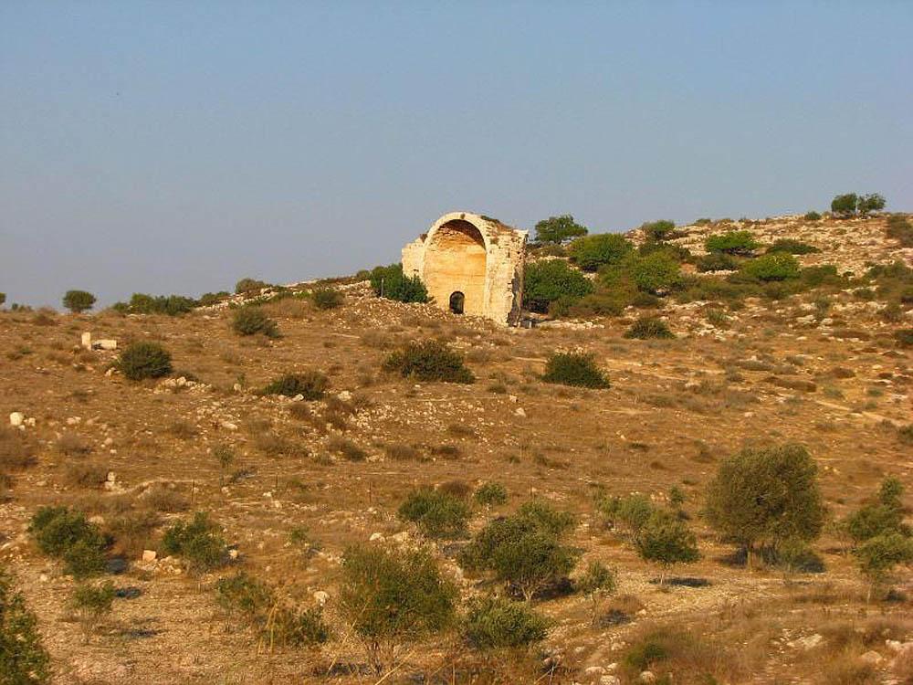 церковь святой Анны в Бейт-Гуврине