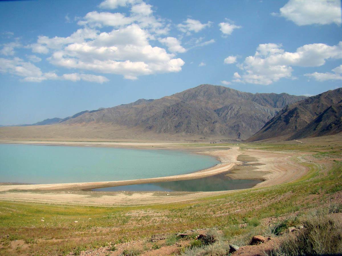 водохранилище Капчагай