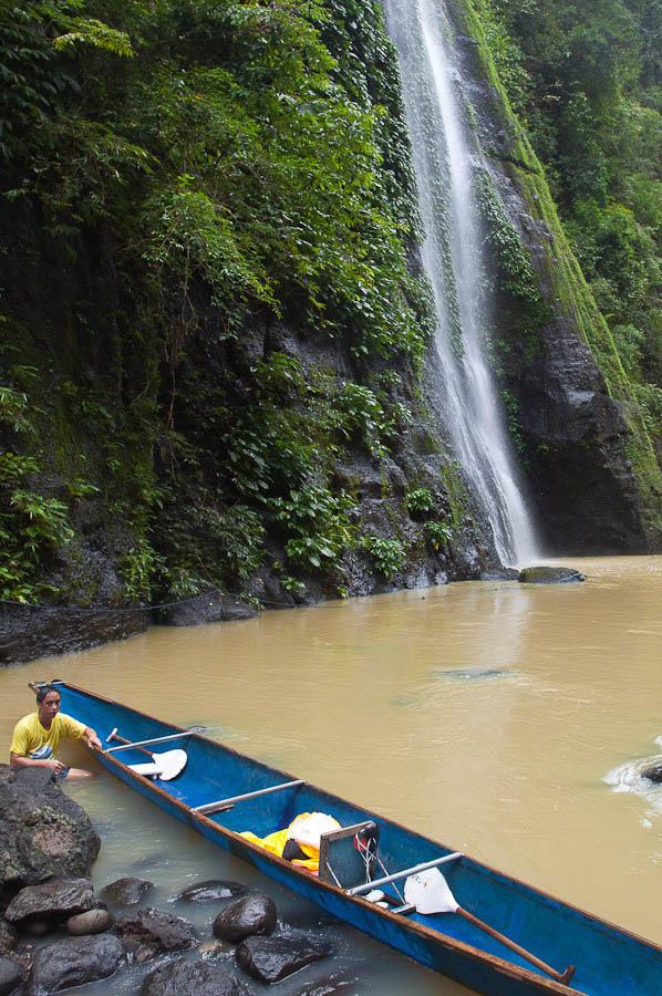 водопад Пагсаньян
