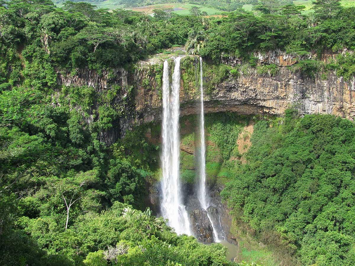 водопады Тамарин, Маврикий