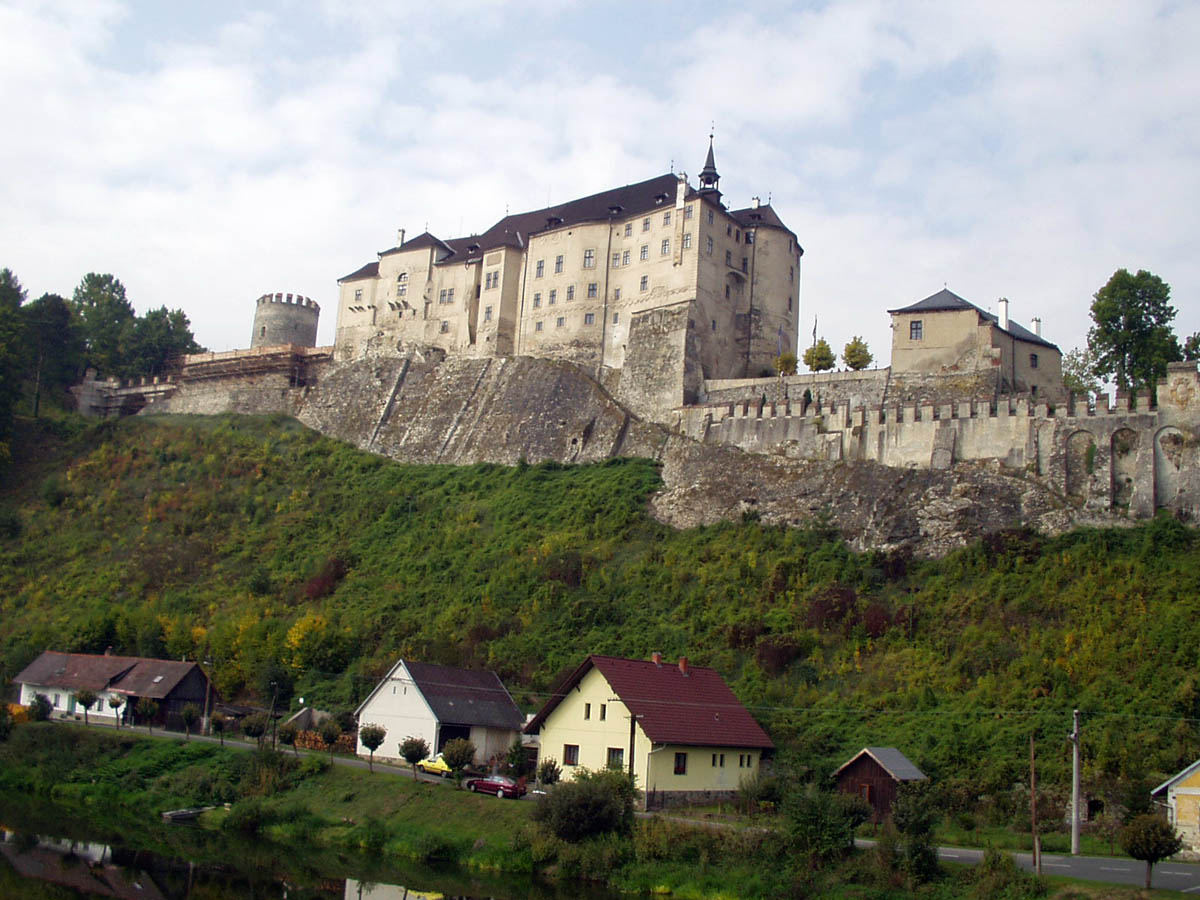замок Локет, Карловы Вары