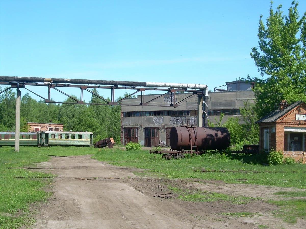 жд станция Торфяная