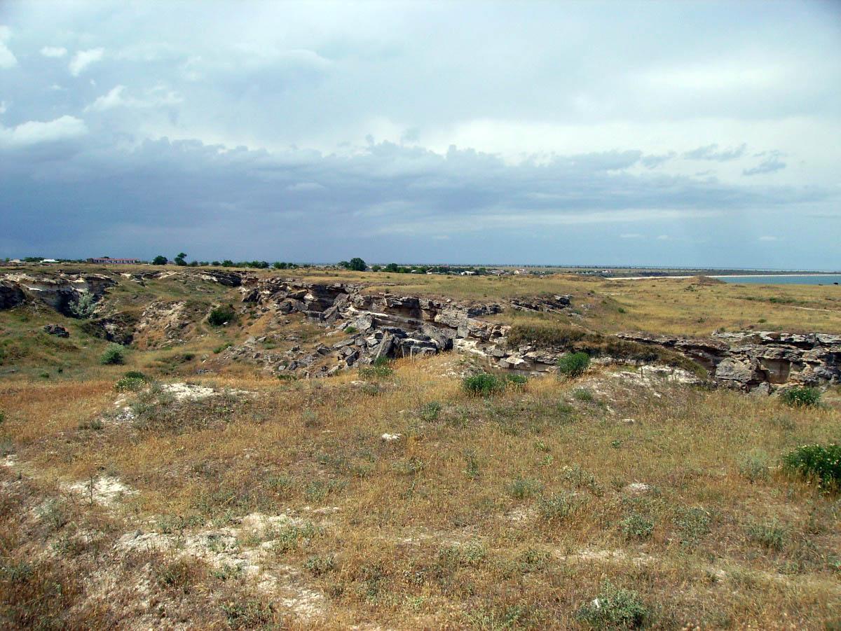 Ак-Монайские каменоломни, Щелкино, Керченский район, Крым