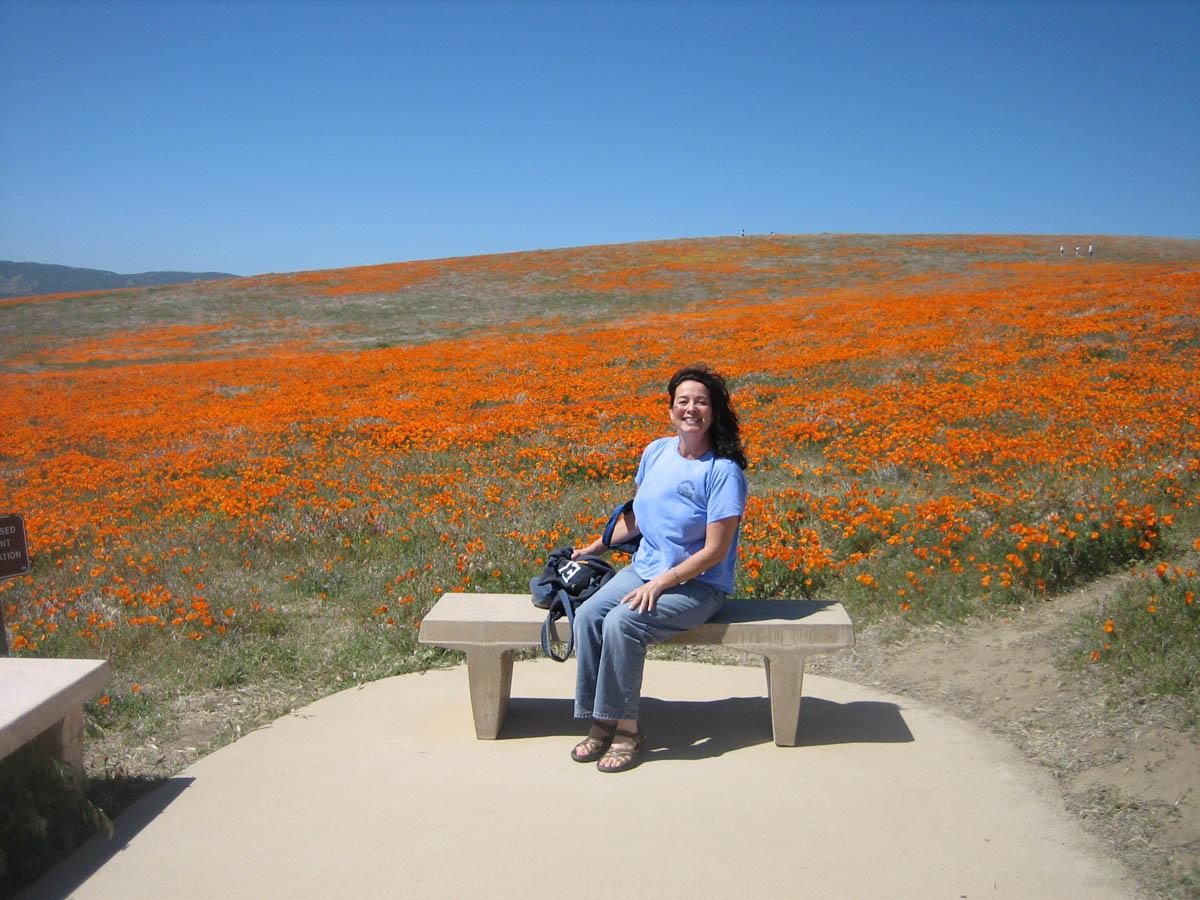 Долина Антилопы в Калифорнии