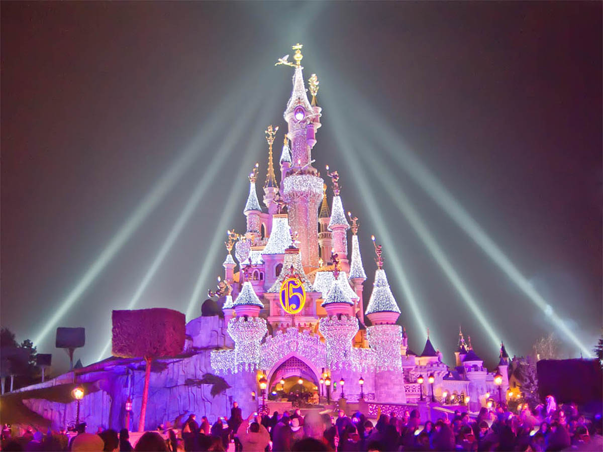 France Disneyland