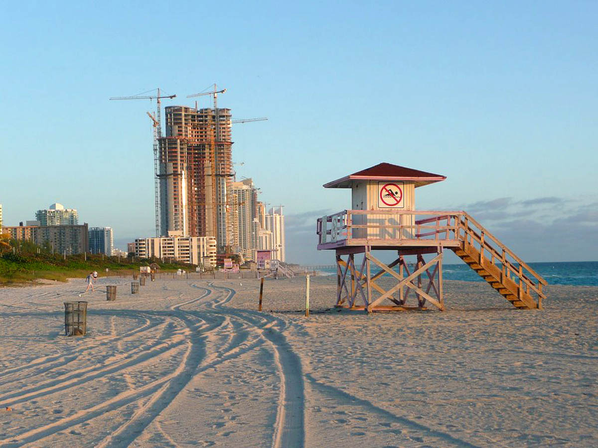 Haulover Beach, Miami