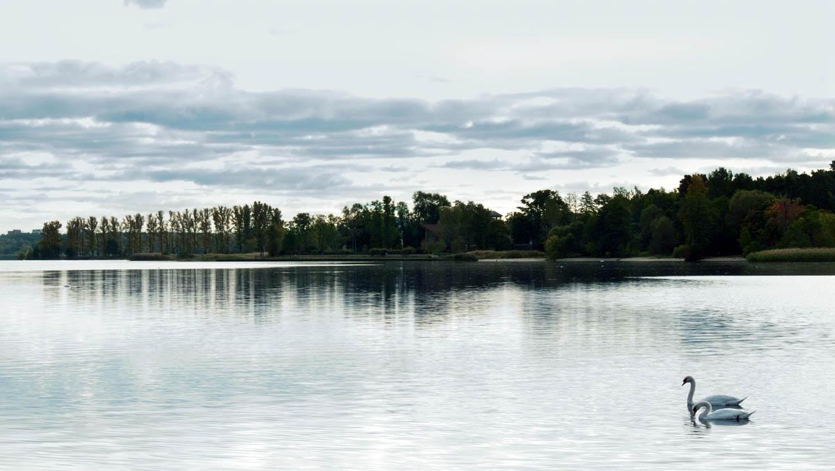 Кишэзерс, Рига, Латвия