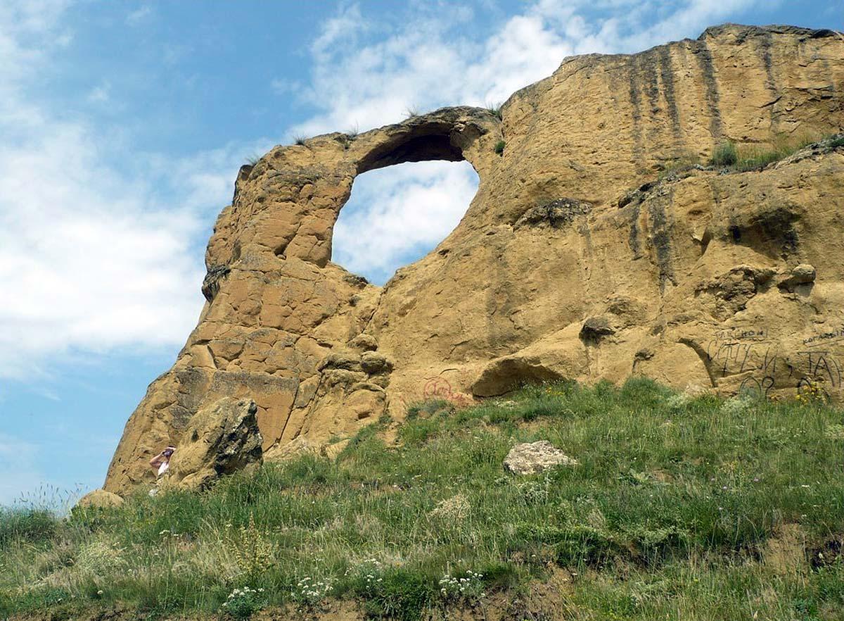 Кольцо-гора, Кисловодск