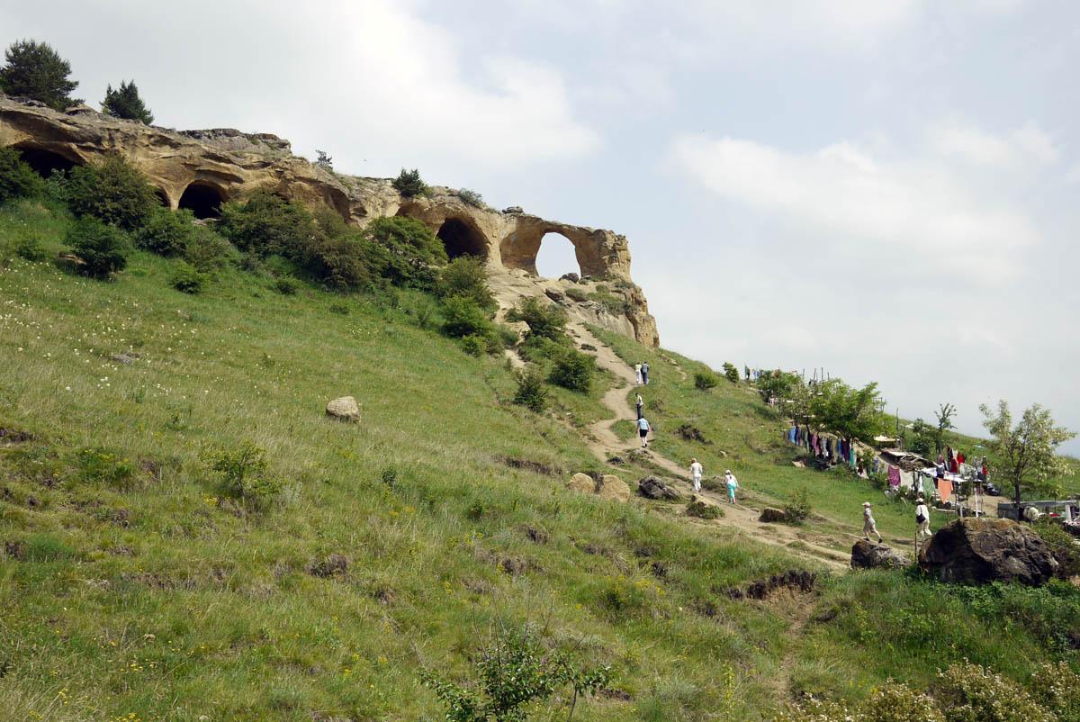 Кольцо-гора в Кисловодске