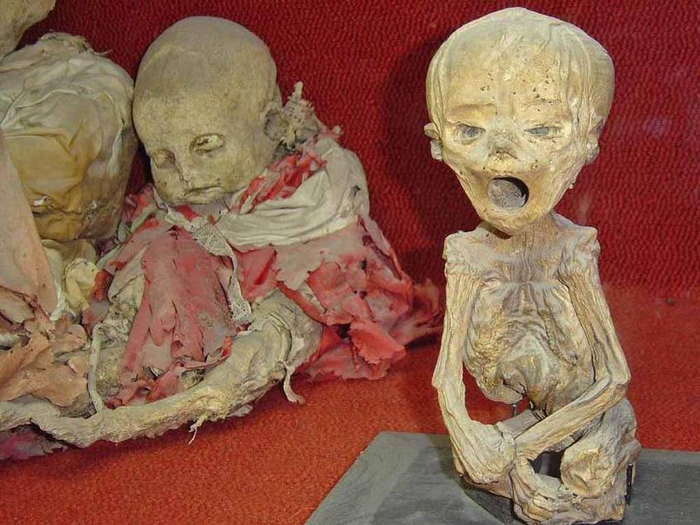 Mummy Guanajuato, Mexico