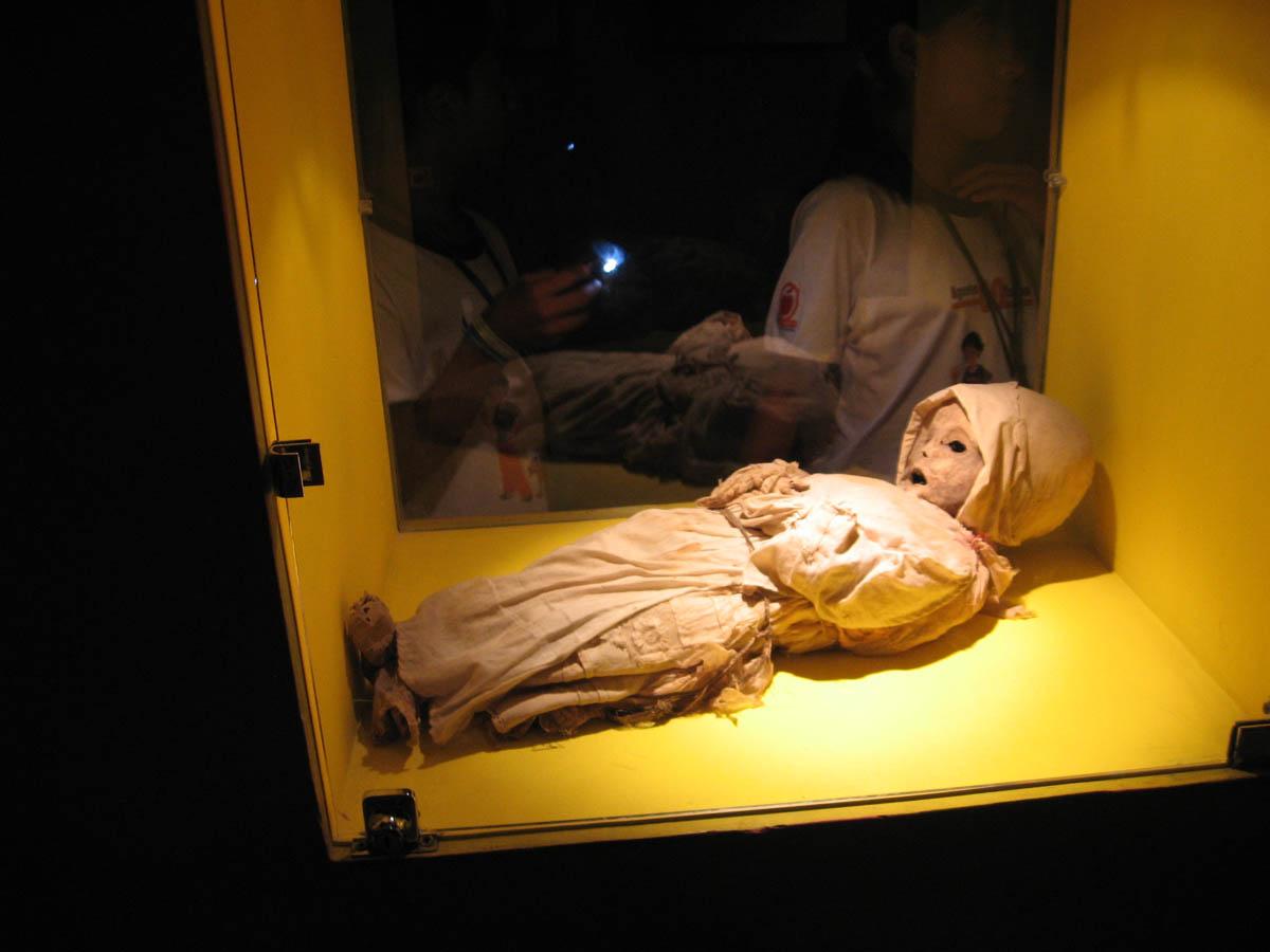 Mummy, Guanajuato