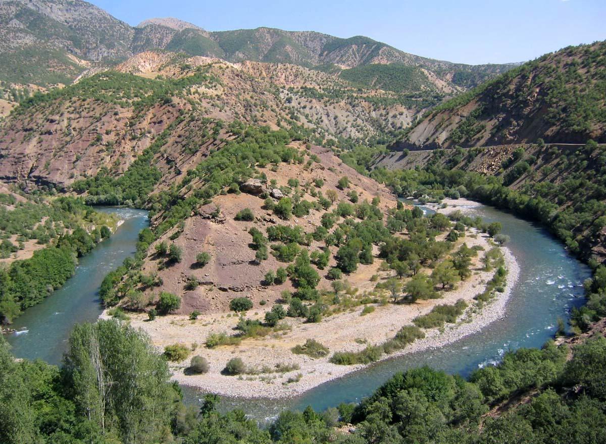 Munzur Valley National Park, Turkey