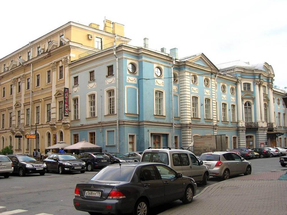 Музей гигиены в Санкт-Петербурге, Россия