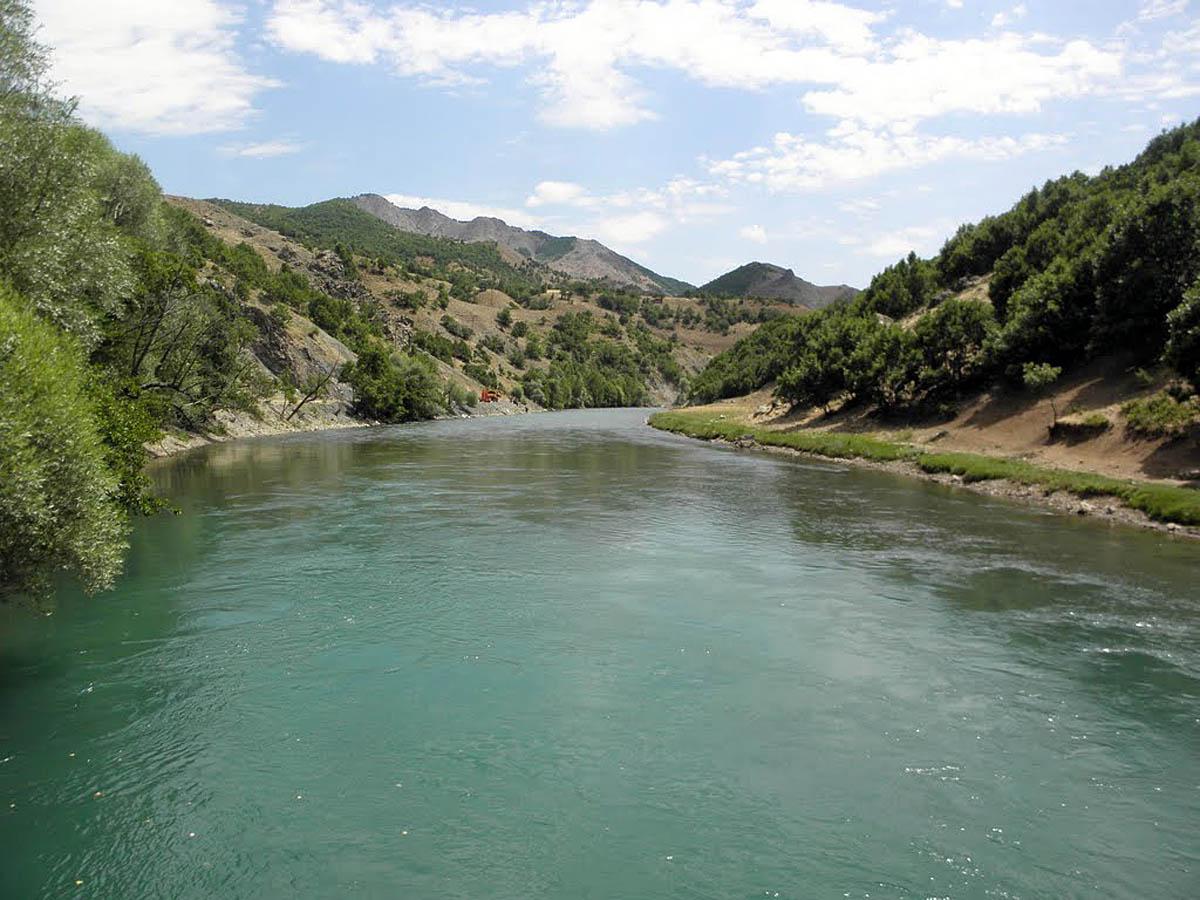 Национальный парк Долина Мунзур, Анатолия, Турция