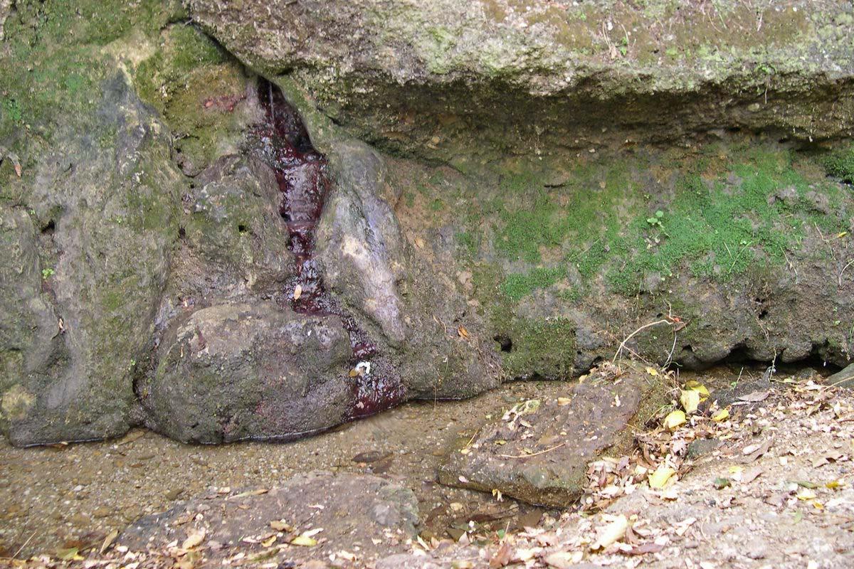 Плачущая скала, Симферополь, Крым