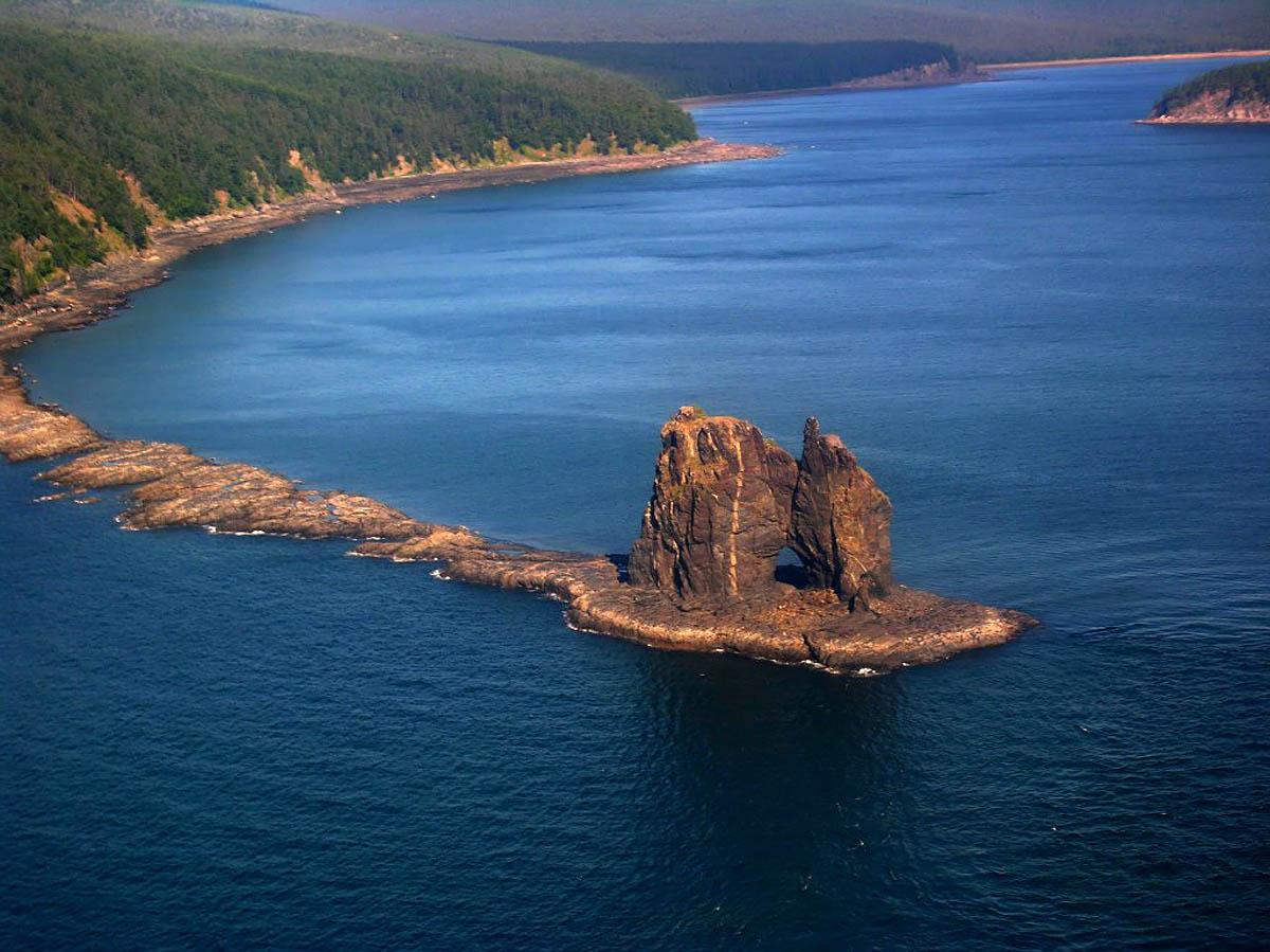 Шантарские острова, Ивановская область, Россия